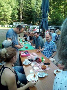 Grillfest @ Hundehütte in Bischmisheim
